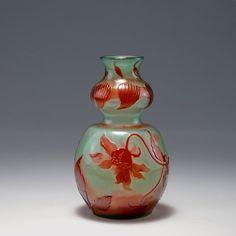 'Clematites' vase :galle