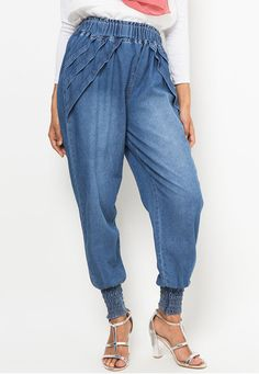 Long Pants Kulot Jeans Aladin by Cosmo Polite