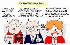 Promessas para 2014...