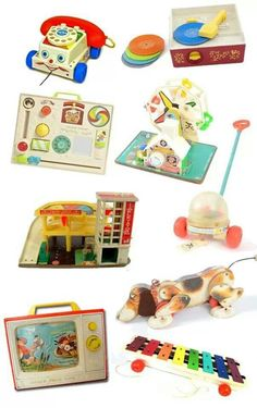 Brilliant!  80's toys.