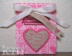 Valentine Ghirardelli Treat