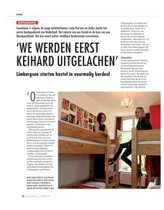 Magazine Misset Horeca, October 2011