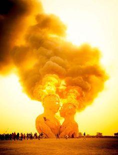 "Festival ""Burning Man"""