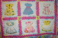 PRICE REDUCED Pink Wall Hanging Little Girls Love by GrandmaPickle, $89.95