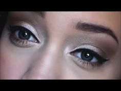 ♡ Neutral Everyday Eye Makeup Tutorial (Update) Using Drug Store Products ♡