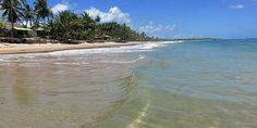 Praia de Algodões, Península de Maraú