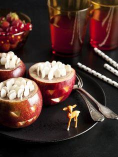 Recette Pommes surprises au caramel mou, notre recette Pommes surprises au caramel mou - aufeminin.com