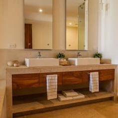 Banheiros modernos por MORADA CUATRO