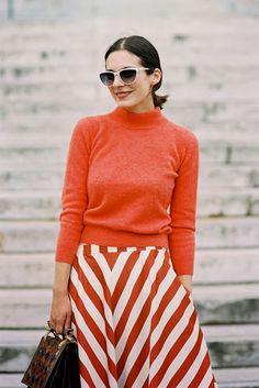 Paris Fashion Week SS 2014 - Vanessa Jackman
