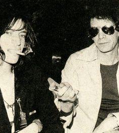 Patti and Lou