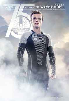 11 posters de Los juegos del hambre En llamas (The Hunger Games Catching Fire)   Jennifer Lawrence, Josh Hutcherson, Sam Claflin y más en los posters de personaje de la secuela de Los juegos del hambre.