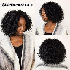 Crochet Hair London : Crochet Braids done by Londons Beautii in Bowie, MD. www.styleseat ...