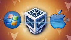 Mac OS X on Windows PC using virtual box
