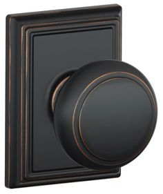 View the Schlage F10-AND-ADD Passage Andover Door Knobset with the Decorative Addison Rose at Build.com. 28.25