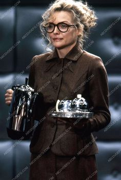 not sexy Michelle Pfeiffer as Catwoman film Batman Returns 35m-1167