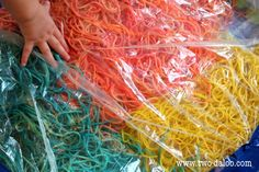 Here are 30 colorful activities from our archives for introducing toddlers to the world of color!