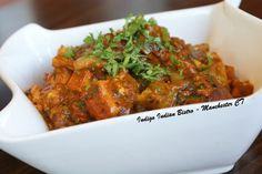 Kadai Paneer  ( #GlutenFree ) - Cheese cooked with bell pepper, onion and ground spices
