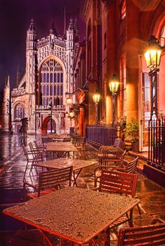 Bath, England...the most beautiful place I've never (yet) called home.