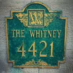 Mitten State Love: The Whitney