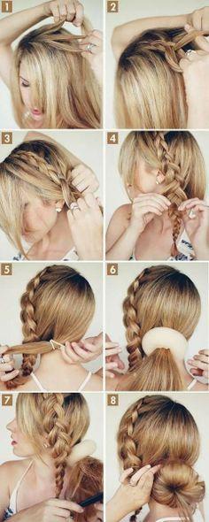 diy fashion beauty hairstyle Latest Women Fashion find more mens fashion on www.misspool.com