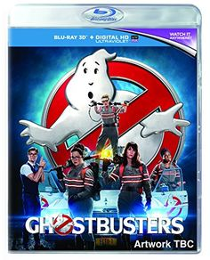 Ghostbusters  - Blu-ray 3D Sony Pictures Home Entertainment…