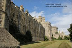 Windsor Castle walls Windsor England.  To see more pictures of Windsor castle please visit our board on Windsor castle.