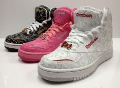 74eb78f8218 Reebok Kitty  O Hello Kitty Shoes