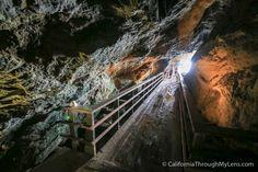 GoAltaCA | The Big List of Strange, Fun & Unique Attractions in Southern California - Sunny Jim's Cave, La Jolla