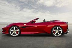 Na velkém frankfurtském autosalonu se objevila celá řada těch nejnovějších vozů a svou premiéru si nemohl nechat ujít ani tento italský velikán se vzpínajícím se koníkem ve znaku. FerrariPortofino, jehož název je odvozen odnoblesníhopřístavu Ligurské riviéry, je novou generací základního modelu California T.