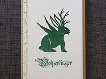 Wolpertinger - das bayrische Fabelwesen