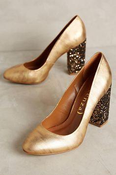 Vicenza Calcados Heels - anthropologie.com