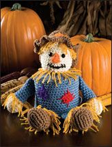 Scarecrow TP Topper