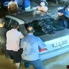 Сильный ливень с градом нанес Тбилиси ущерб в десятки миллионов лари (614): Яндекс.Новости