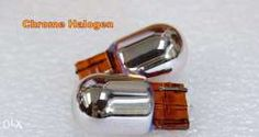 bec semnalizare(lumina galbena) aspect chrome(cromate) T20 7440 W21W