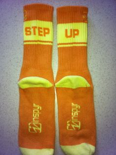 Isn't it time for all of us to? Wearing Inspyr socks will help with your plans for success. Excellent quality with an honest price. $12.00