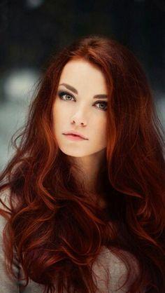 Red hair,Ginger