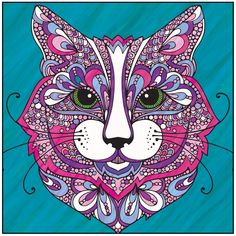 Majestic Animals Coloring Collection