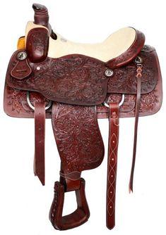 Roping Saddles for Sale|Circle S Acorn Roping Saddle