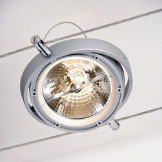 Found it at Wayfair.co.uk - Light Track & Easy Wire 12V 1 Light Powerline Ceiling Light
