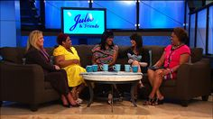 Air date: 8/20/13 | Julie & Friends with guest Tiffany Gilkey discuss 'a woman's closet & host a fashion show' | www.tct.tv