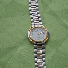 Alte JACQUES LEMANS Herren-Armbanduhr Nr. 375 Jacques Lemans, Bracelet Watch, Watches, Bracelets, Vintage, Accessories, Bangles, Wristwatches, Arm Bracelets