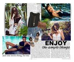 """""""LUCLUC #23"""" by anni000 ❤ liked on Polyvore"""