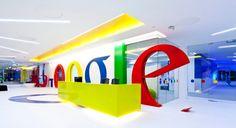 Google London  http://bene.com/office-furniture/google-uk/