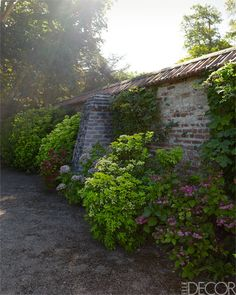 Louis Benech Landscape Design - French Chateau Gardens - ELLE DECOR