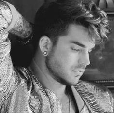 Adam Lambert Billboard Cover Shoot