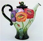 Poppy Teapot. One of the most beautiful things I've ever seen... Agreed.  B.