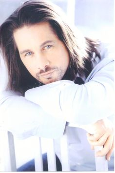 "Michael Easton: Formerly on soaps ""One Life To Live."" Now on ""General Hospital."""