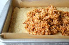 Homemade Samoas Cookie Bars Recipe | Just a Taste