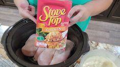 Crock pot Summertime Thanksgiving in a Bowl