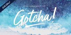 GOTCHA designed by Nicky Laatz in 2017